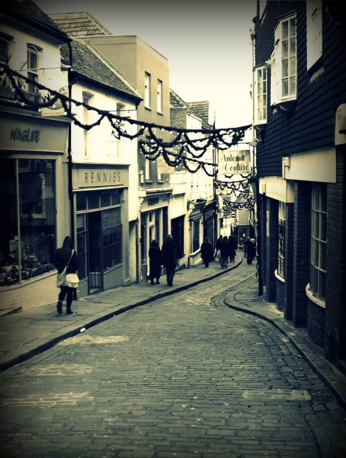 The Old High Street, Folkestone